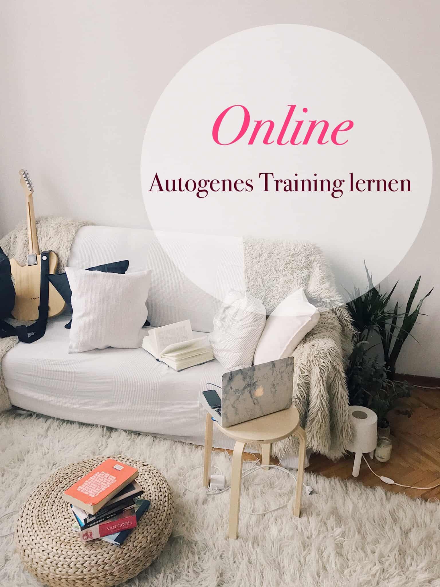 Entspannungszeit Leipzig Onlinekurs Autogenes Training